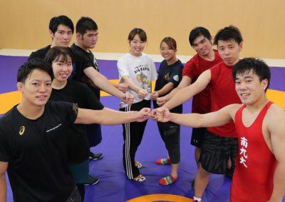 都城から競技広める」 南九州大レスリング部、9年ぶり再開 - デジタル ...